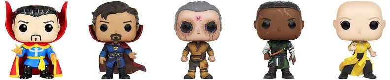 Figurine-Doctor-Strange-Funko-Pop