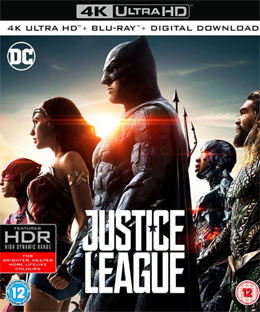Blu-ray-4K-Dc-comics-collector