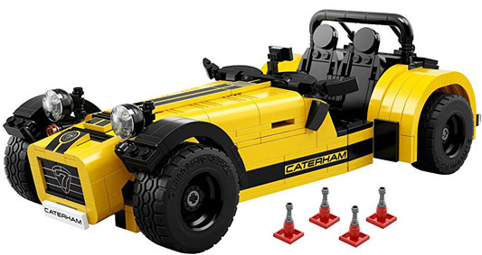 Lego-rare-collection-Ideas-21307-Caterham-voiture-sport