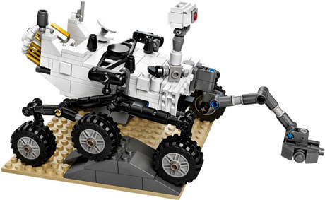 Rover-nasa-lego-rare-collector-ideas-cuusoo-achat