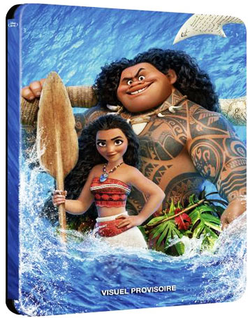 STEELBOOK-VAIANA-2017-achat-Bluray-3D-2D-edition-collector-limitee