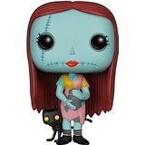 Figurine Funko  Figurine_funka_sally_nbx_night_before_christmas_halloween_Burton_Jack