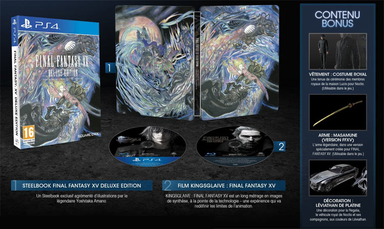 final-fantasy-XV-edition-collector-deluxe-Steelbook-Blu-ray-limite