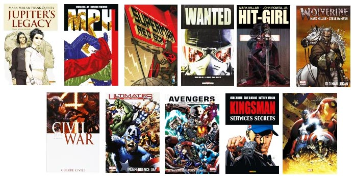 Comics-Mark-Millar-BD-marvel