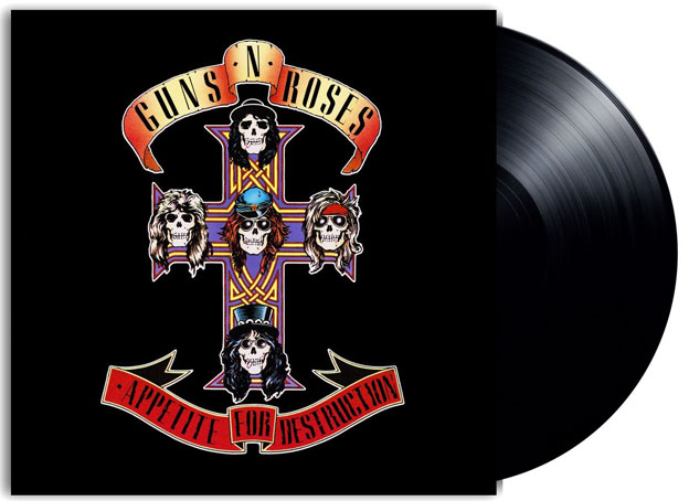 Guns-N-Roses-Appetite-For-Destruction-edition-Vinyle-remastered