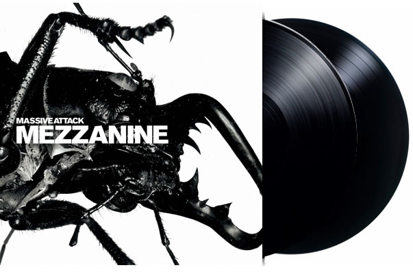 mezzanine-Massive-attack-Double-Vinyle-LP-2LP