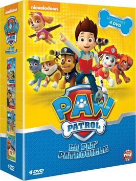 coffret dvd paw patrol la pat patrouille dessin - Pat Patrouille Dessin Anim