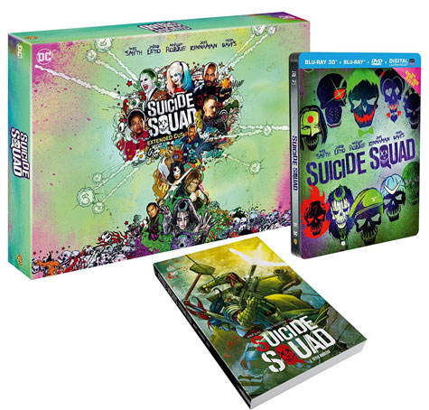 Suicide-squad-steelbook-comics-Blu-ray-3D-2D-Version-longue