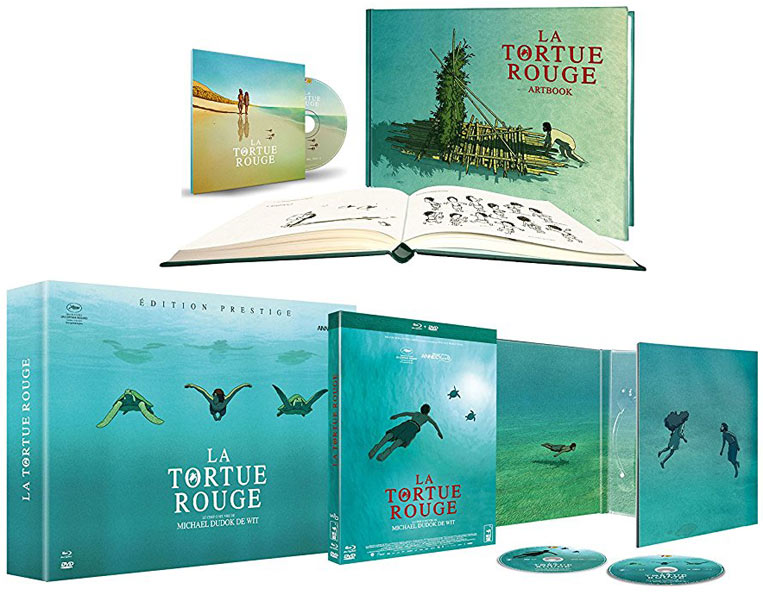 La-tortue-rouge-coffret-collector-Artbook-Blu-ray-edition-limitee
