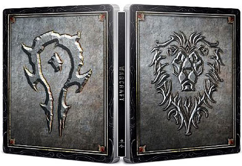 Steelbook-Warcraft-le-commencement-Blu-ray-film