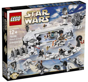 LEGO-75098-UCS-COllector-Assault-on-Hoth