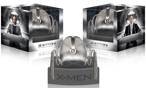 coffret-collector-cerebro-xmen-Blu-ray