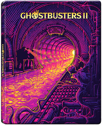 Steelbook-Pop-art-SOS-fantome-2-Ghostbusters-2