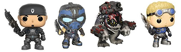 Figurine-collection-Funko-Gears-Of-War