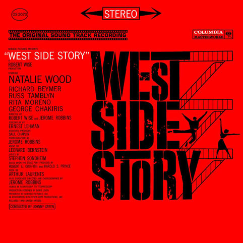 soundtrack-west-side-story-Vinyle-LP-film-1961