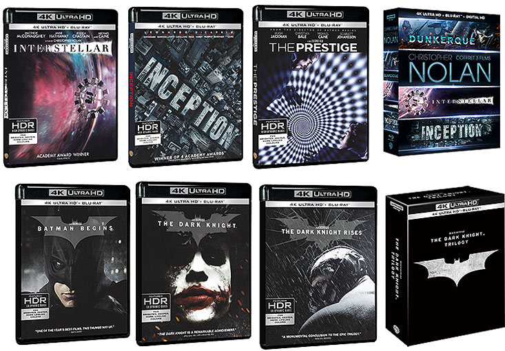Blu-ray-4K-Christopher-Nolan-coffret-integrale-UHD