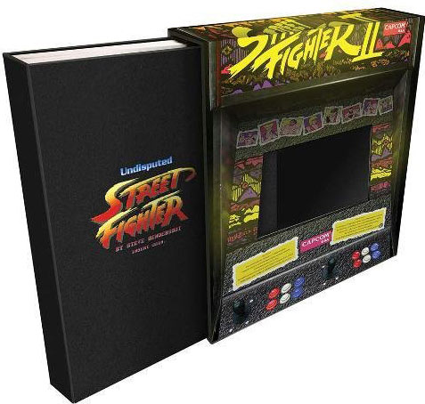 Undisputed-street-fighter-edition-collector-livre-artbook