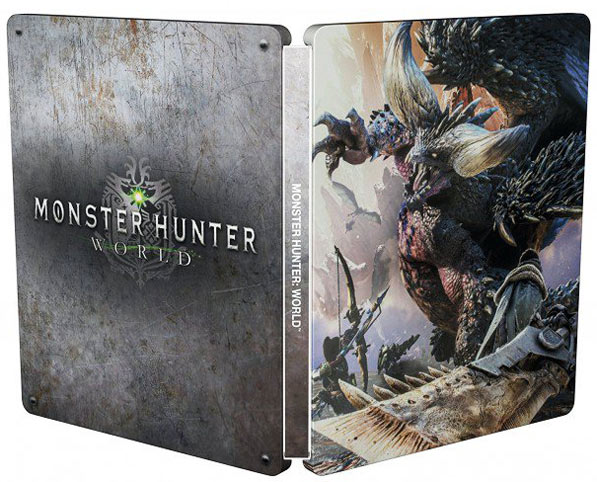 steelbook-monster-hunter-world-PS4-Xbox-Switch