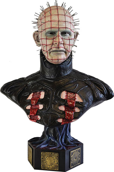Figurine-buste-Hellraiser-Pinhead-Hollywood-Collectible-taille-reelle