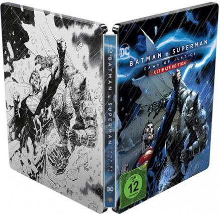 Steelbook-collection-DC-Comics-2017-Blu-ray-superman