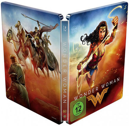 Steelbook-dc-comics-dessine-Blu-ray-Wonder