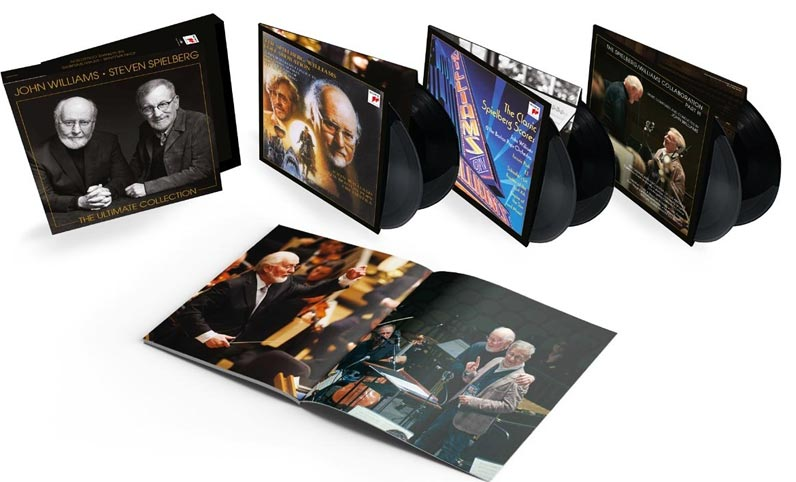 John-Williams-Steven-Spielberg-coffret-collector-vinyle-Ultimate-Collection