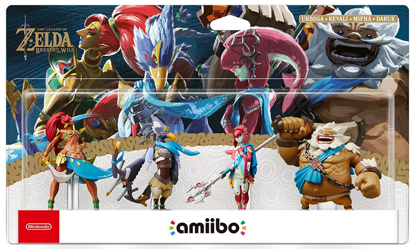 Amiibo-Zelda-Prodiges-pack-4-figurines-collector