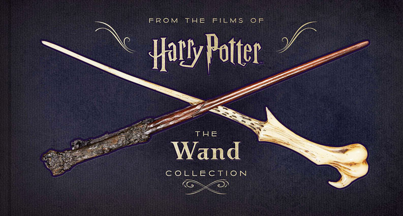 livre-harry-potter-20-ans-20th-anniversary-Wand-Colletion-baguette-magique-artbook