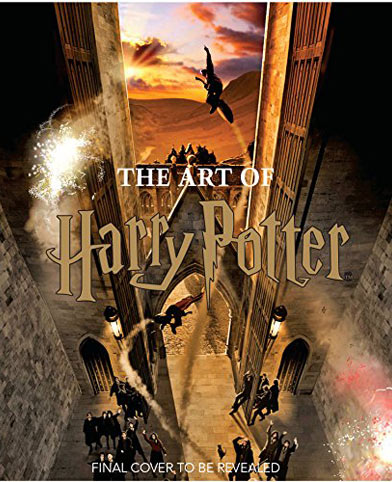 tout-lart-des films harry-potter-the-art-of-harry-potter
