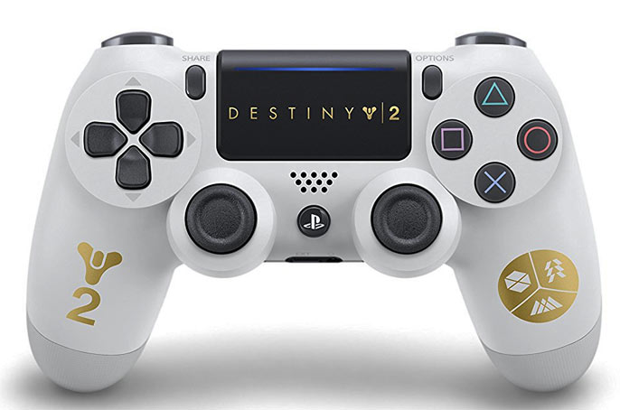 Dualshock 4 Destiny 2 Manette-destiny-2-edition-limitee-Dual-Shock-PS4-Playstation