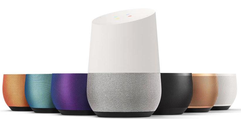 enceinte connect e google home assistant virtuel vocal. Black Bedroom Furniture Sets. Home Design Ideas