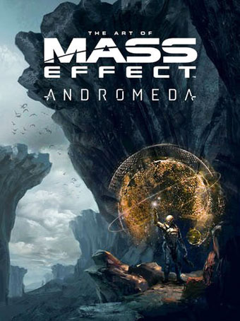 Artbook-livre-Art-of-Mass-Effect-Andromeda
