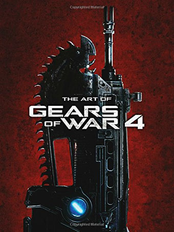 Artbook-livre-The-Art-of-Gears-of-War-4
