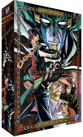 edition-collector-jojo-bizarre-adventure-coffret-integrale-DVD-Bluray