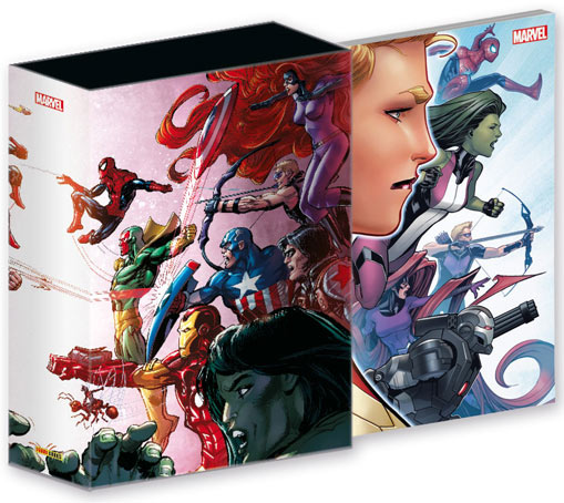Coffret-civil-war-II-edition-limitee