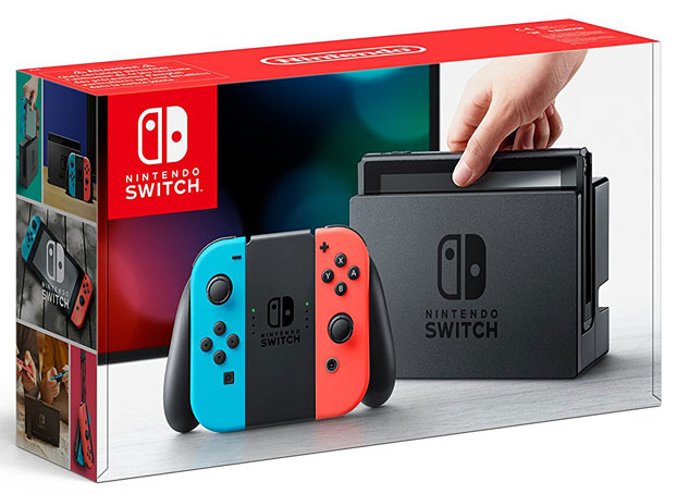 Console-Nintendo-Switch-rouge-bleu-neon-Joy-Con-2017