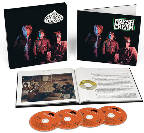 Fresh-Cream-Coffret-deluxe-edition-limitee-3CD-Blu-ray