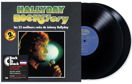 Hallyday-Rock-Story-2-Vinyles-LP-compilation-Johnny-inedit-France