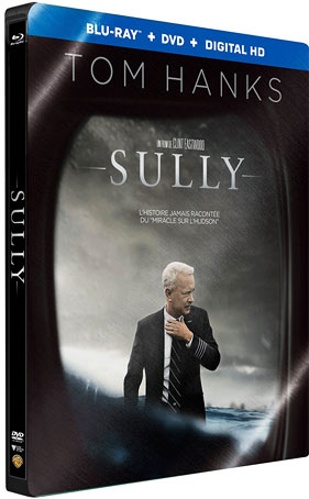 Steelbook-Sully-edition-collector-Blu-ray-DVD-tom-Hanks