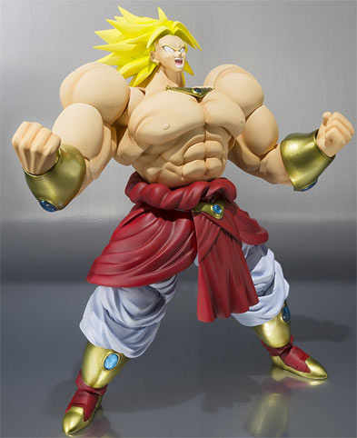 Figurine-figuarts-broly-collection-DBZ-dragon-ball-Z