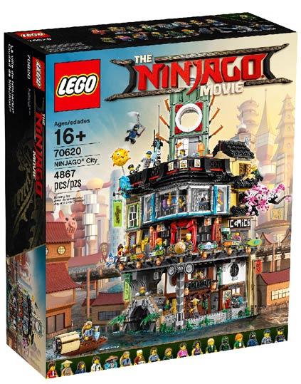 la ville lego ninjago 70620 lego ninjago le film ninjago city. Black Bedroom Furniture Sets. Home Design Ideas