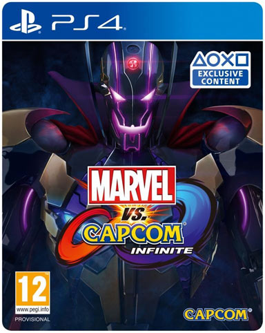 Steelbook-Marvel-VS-Capcom-Infinite-precommande-noel-2017