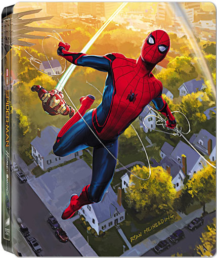 Steelbook-Homecoming-Spider-Man-Blu-ray-edition-limitee-collector