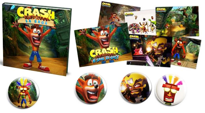 Coffret-collector-Crash-Bandicoot-PS4-2017