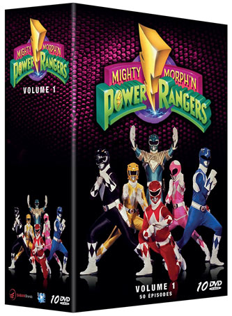 Coffret-power-ranger-mifhty-Morphin-integrale-DVD-serie-anime