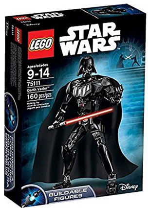 figurine-de-collection-Dark-Vador-LEGO-a-construire-75111