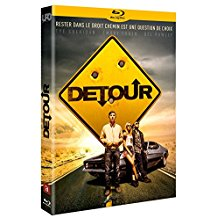 Detour bluray dvd