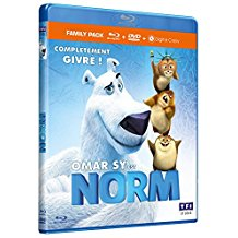 Norm bluray dvd omar sy dessin anime sortie 2017