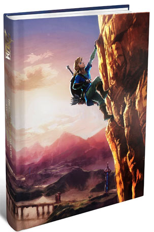 livre-guide--jeu-Zelda-Breath-of-the-Wild-Edition-collector