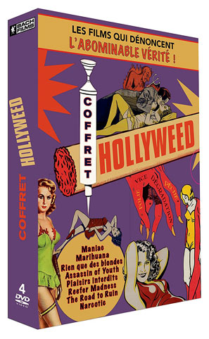 Coffret-dvd-collector-Hollyweed-8-films-inedit
